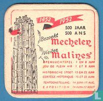 Bezoekt Mechelen 500 jaar  Visitez Malines 500 ans (1952)