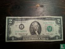 Verenigde Staten 2 dollars 1976 J