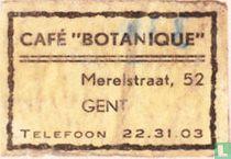 """Café """"Botanique"""""""