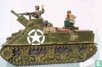 US M7 Priest Armoured Car