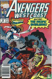 Avengers West Coast 70
