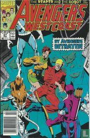 Avengers West Coast 67