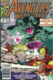 Avengers West Coast 77