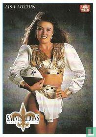 Lisa Aucoin - New Orleans Saints