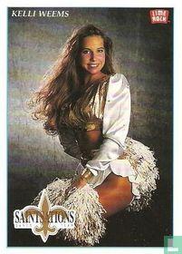 Kelli Weems - New Orleans Saints