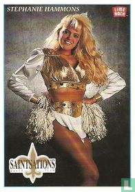 Stephanie Hammons - New Orleans Saints