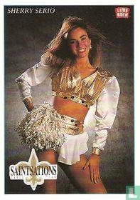 Sherry Serio - New Orleans Saints