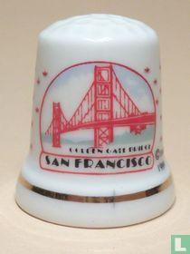 San Francisco (USA) - Golden Gate Bridge