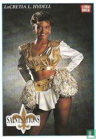 LuCretia L. Hydell - New Orleans Saints