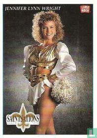 Jennifer Lynn Wright - New Orleans Saints