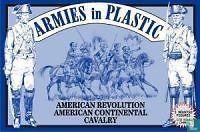 Revolutionary War Colonial Cavalry