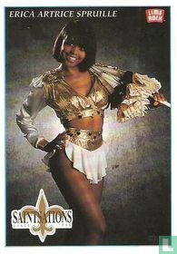 Erica Artrice Spruille - New Orleans Saints