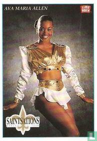 Ava Maria Allen - New Orleans Saints