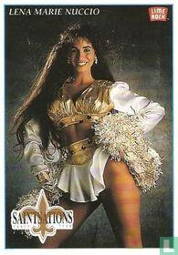 Lena Marie Nuccio - New Orleans Saints