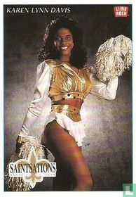Karen Lynn Davis - New Orleans Saints