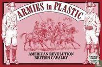 Revolutionary War British Cavalry