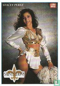 Stacey Perez - New Orleans Saints