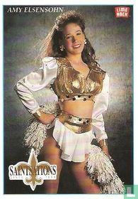 Amy Elsensohn - New Orleans Saints