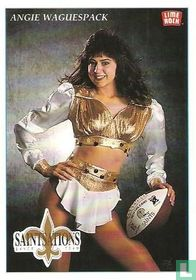 Angie Waguespack - New Orleans Saints