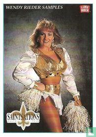 Wendy Rieder Samples - New Orleans Saints