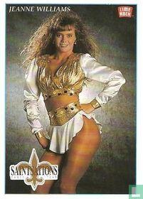 Jeanne Williams - New Orleans Saints