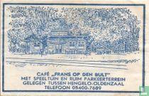 "Café ""Frans op den Bult"""