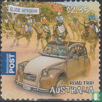Roadtrip door Australië