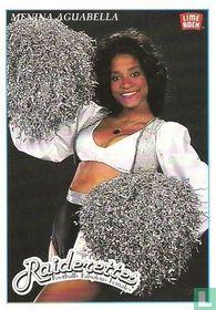 Menina Aguabella - Oakland Raiders