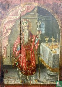 Russian icon-17th/18th century