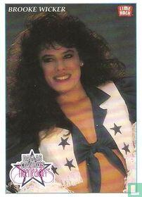 Brooke Wicker - Dallas Cowboys