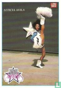 Leticia Avila - Dallas Cowboys