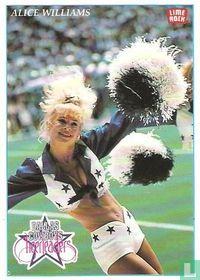 Alice Williams - Dallas Cowboys
