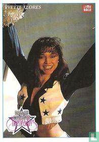 Yvette Flores - Dallas Cowboys