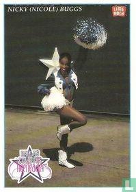 Nicky (Nicole) Buggs - Dallas Cowboys