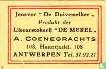 De Merel - A. Coenegrachts