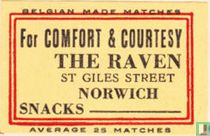 The Raven - For comfort & courtesy