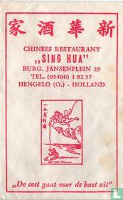 "Chinees Restaurant ""Sing Hua"""