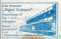"Café Restaurant ""Eigen Gebouw"""
