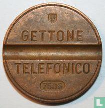 Gettone Telefonico 7506 (ESM)