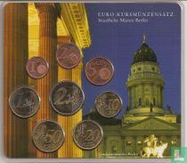 """Duitsland jaarset 2002 (A) """"Gendarmenmarkt - Berlin"""""""