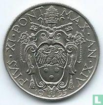 Vaticaan 1 lira 1935