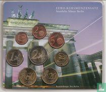 "Duitsland jaarset 2002 (A) ""Branderburger Tor - in de avond"""