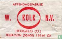 Appendagefabriek W. Kolk N.V.