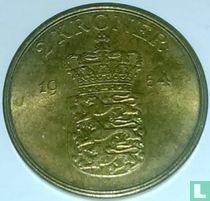 Denemarken 2 kroner 1954