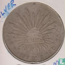Mexico 8 reales 1888 (Pi MR)