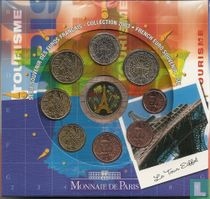 "Frankrijk jaarset 2003 ""French euro souvenir"""