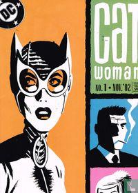 Catwoman Secret Files and Origins  1