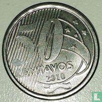 Brazilië 50 centavos 2010