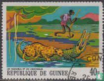 Afrikaanse sprookjes en sagen