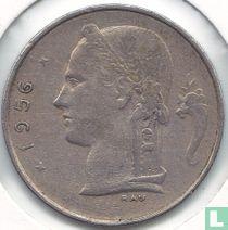 België 1 franc 1956 (FRA)
